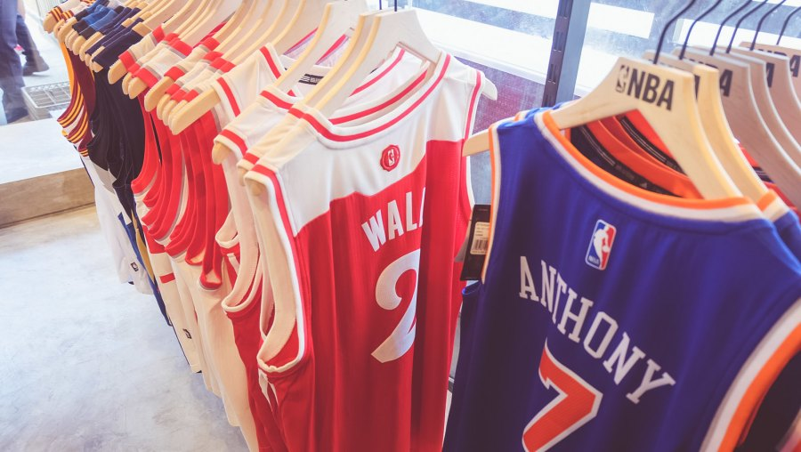 2bcc7226943a Third NBA Store in PH opens at TriNoma Mall