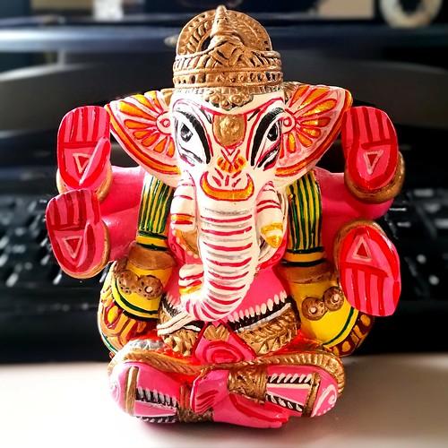 Ganesha - keyboard companion