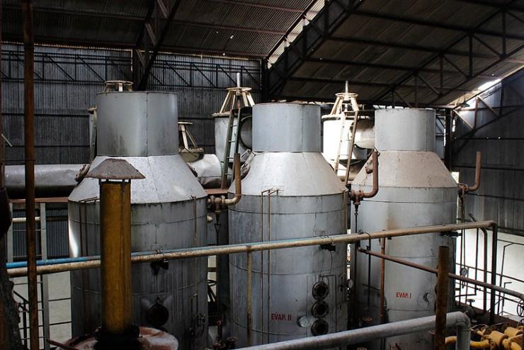 Main di Malang - Pabrik Lama - 3 Tangki