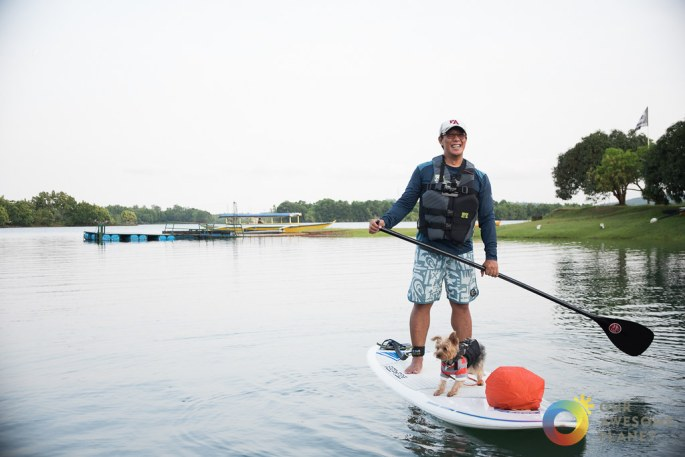 Stand Up Paddling (SUP)