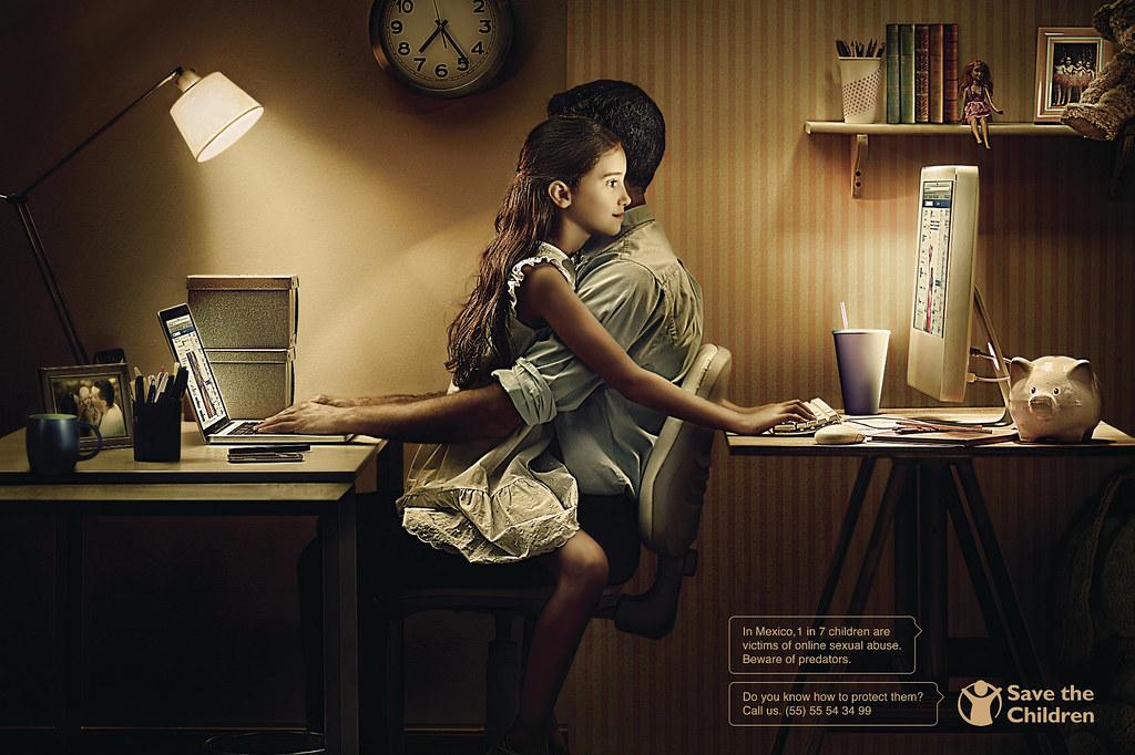 Save the Children - Computer