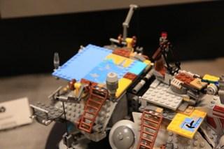 LEGO Star Wars 75157 Captain Rex's AT-TE Walker 5