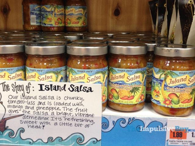 Trader Joe's Island Salsa