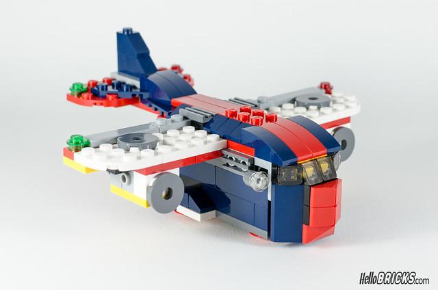 REVIEW LEGO Creator 31045 Ocean Explorer 18