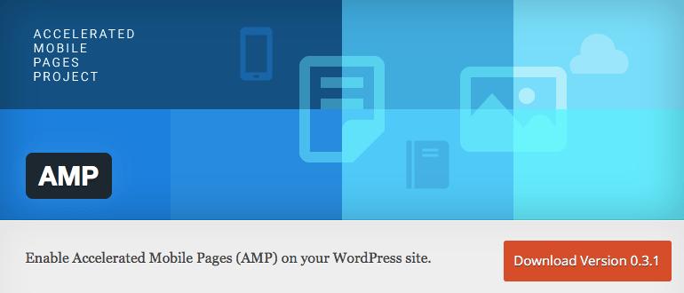 Wordpress google amp