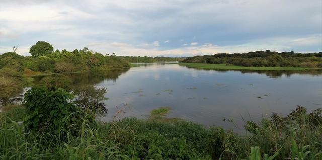 Rio Castanha river