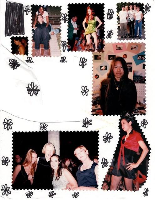 Photos courtesy of Joy Feagan and the NCSA Archives