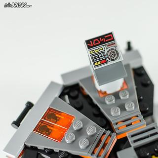 REVIEW LEGO Star Wars 75137 Carbon-Freezing Chamber 21 (HelloBricks)