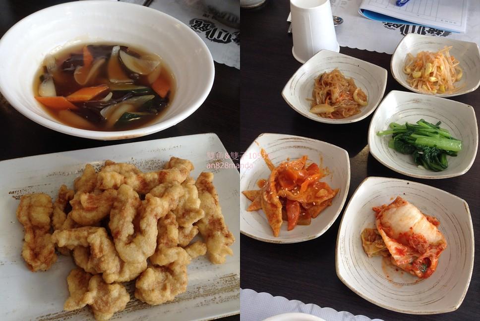 松菸韓川館韓式料理小菜免費續 @ 安妹趣吃趣玩親子旅行趣 :: 痞 ...