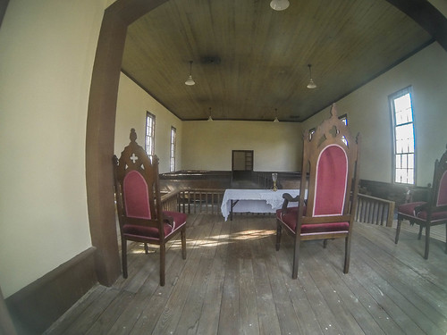 Ruff Chapel Interior