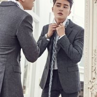 2016 Basso Homme Spring/Summer Collection with Park Seo Joon