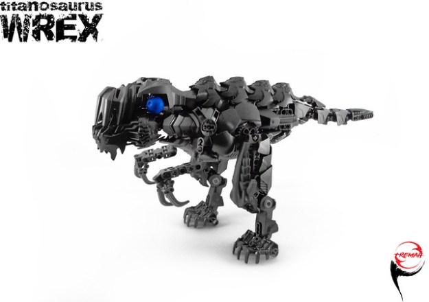 Titanosaurus Wrex