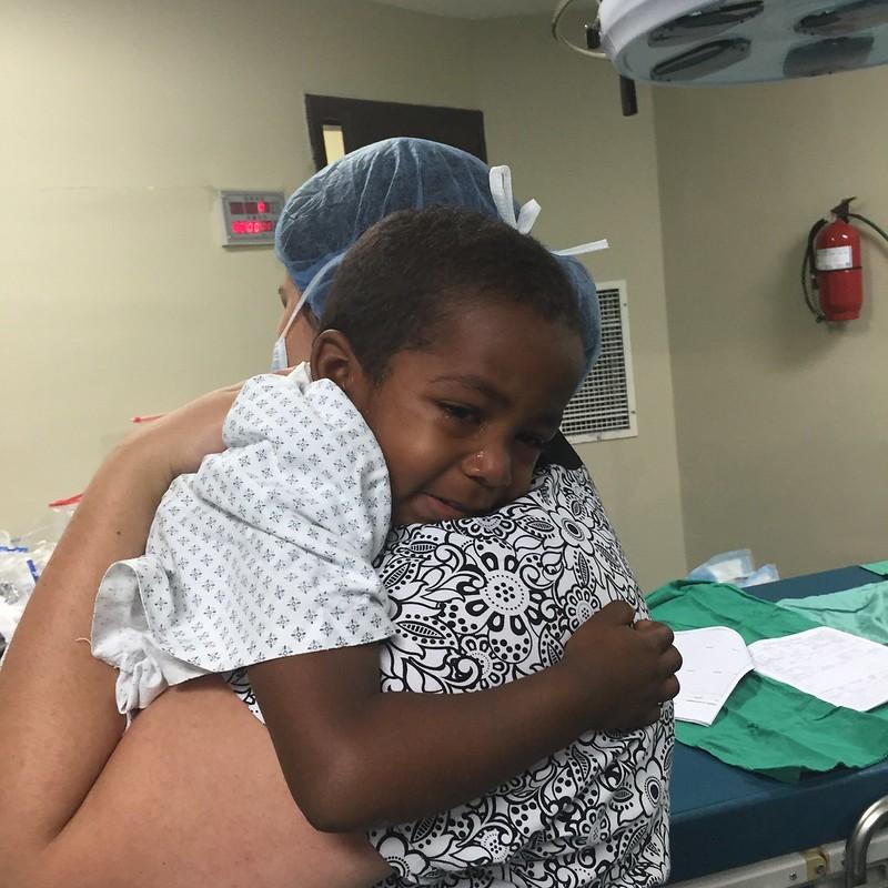 2015 La Ceiba, Honduras Surgical Brigade