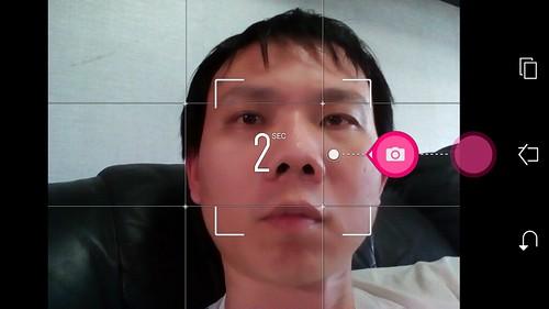 UI ของซอฟต์แวร์สำหรับการตั้งเวลาถ่าย ทำออกมาใช้ง่ายมาก