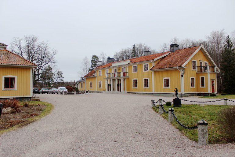 Dufweholms Herrgård dagspa - reaktionista.se