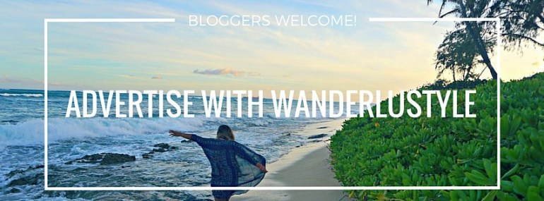 ADVERTISE WITH WANDERLUSTYLE