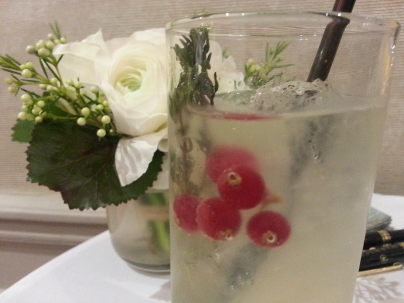 Westminster hotel paris signature cocktail soirée