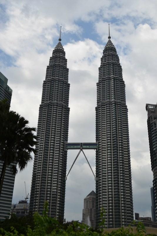 Las impresionantes Petronas