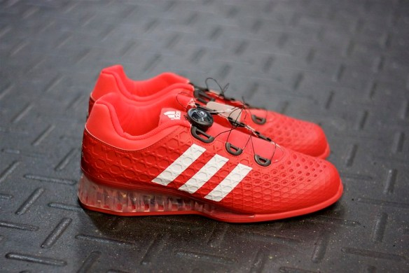 new style 1df97 1bd46 Adidas has one of the longest histories of any manufacturer when it comes  to weightlifting shoes. Just watch some of the top weightlifters in the  world and ...