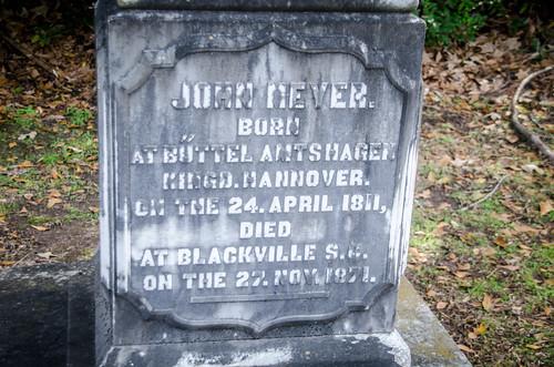 Blackville Methodist Church and Cemetery-008