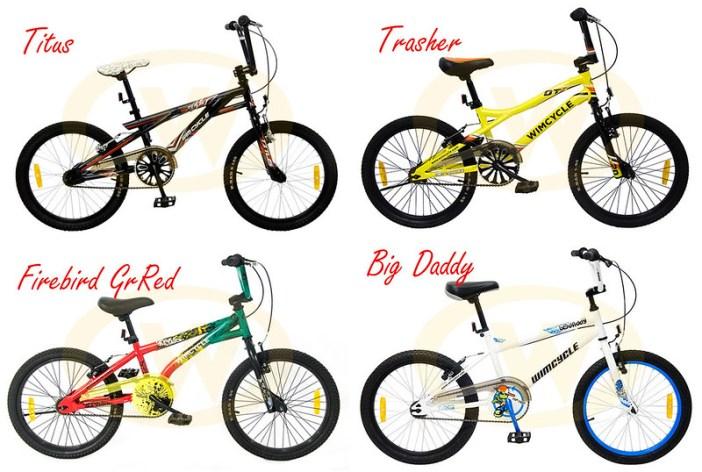 BMX Wimcycle 2