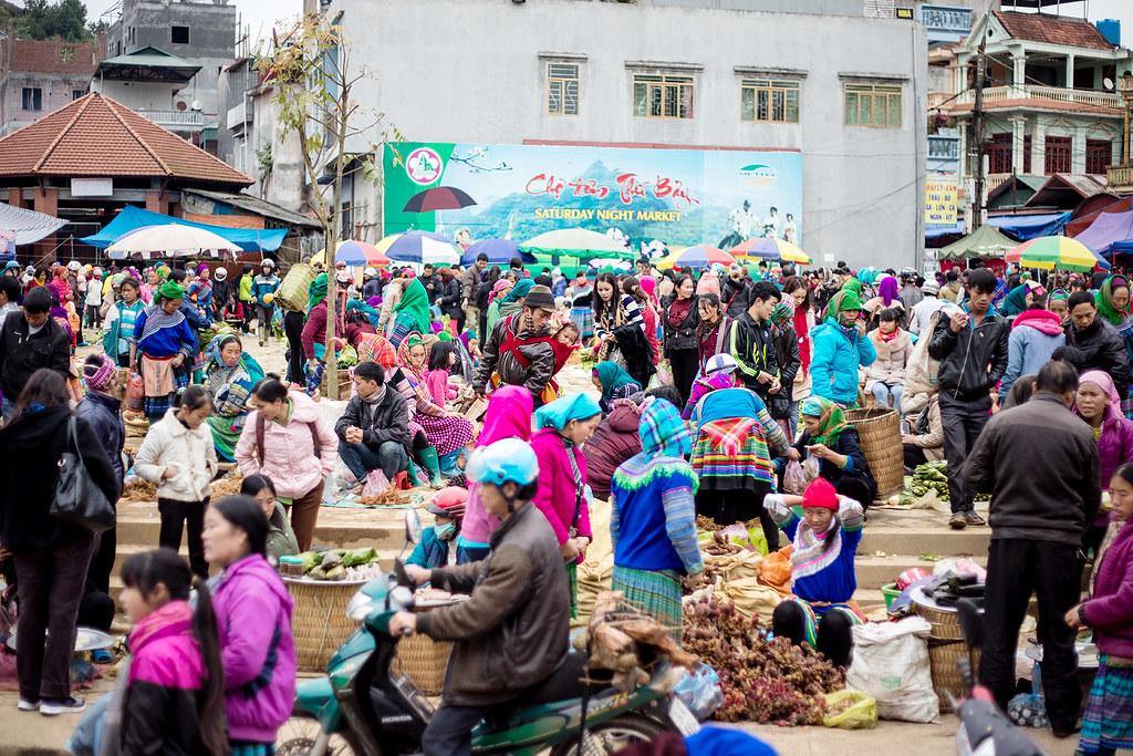 Bac Ha Sunday Market 18