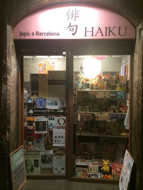 Haiku Barcelona