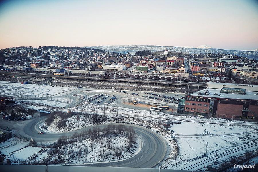 2016.02.23  看我歐行腿   阿呀~一不小心就從瑞典到了挪威, Narvik 小鎮遇見地理課本中的峽灣 31.jpg