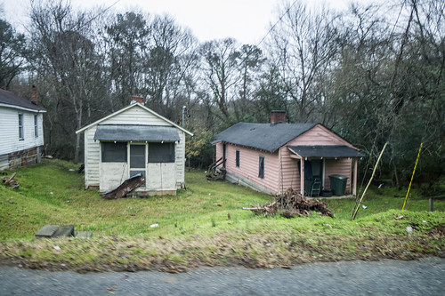 Winnsboro Shotgun Shacks