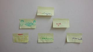 #YouShape programme idea rating