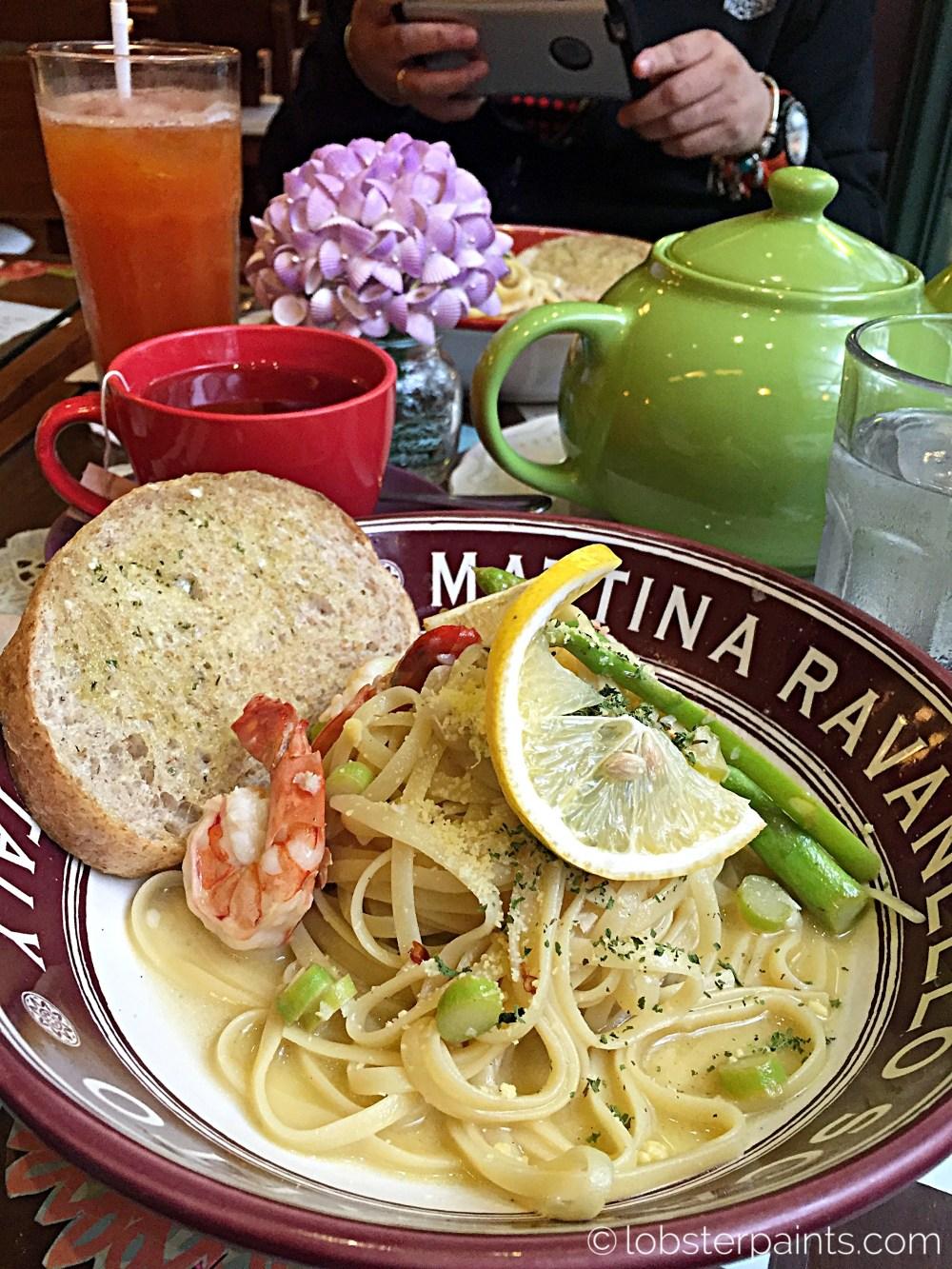 17 October 2015: Mary Grace Cafe @ Serendra | Taguig City, Metro Manila, Philippines