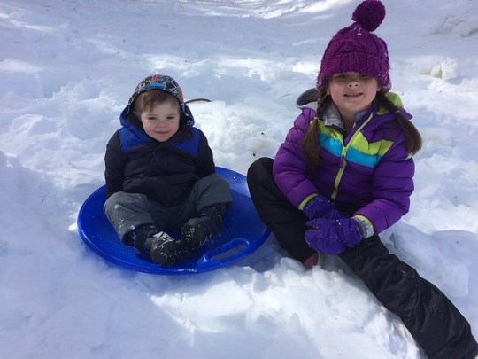 my snow babies