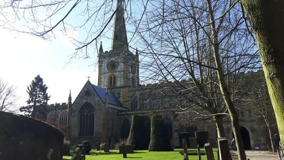 Holy Trinity Church Stratford-upon-avon (2)