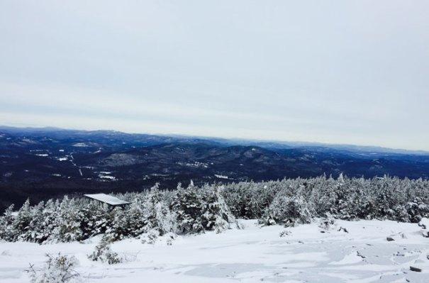 Mt. Kearsarge Summit View