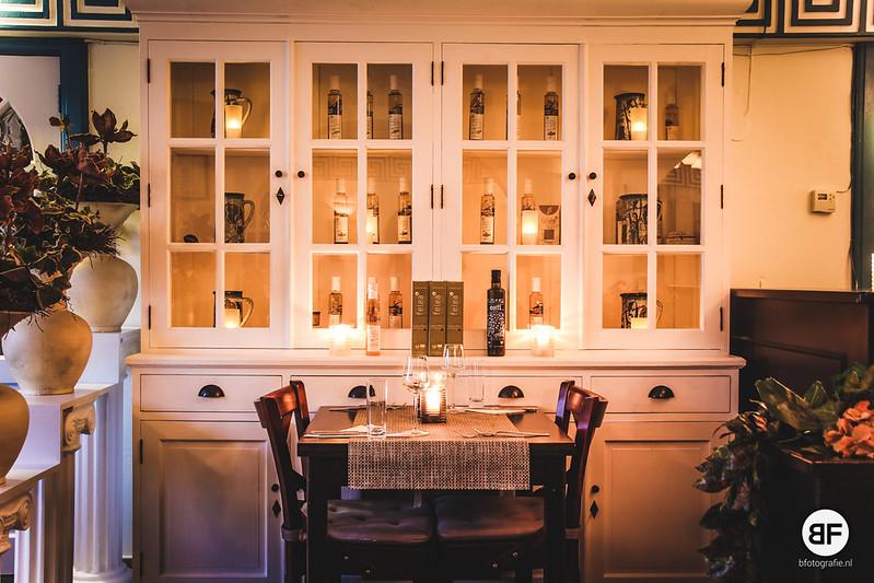 Grieks Restaurant Athina