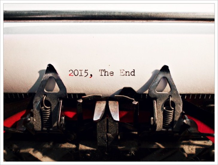 2015, The End (365/365)