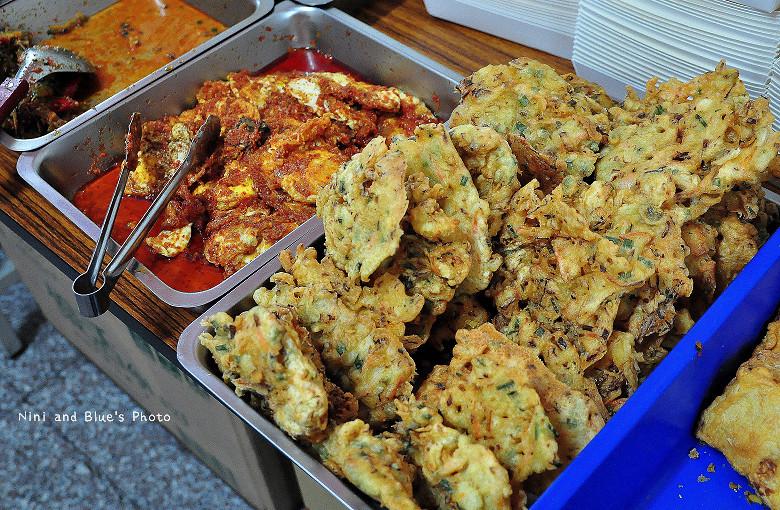 火車站前第一廣場印尼小吃02