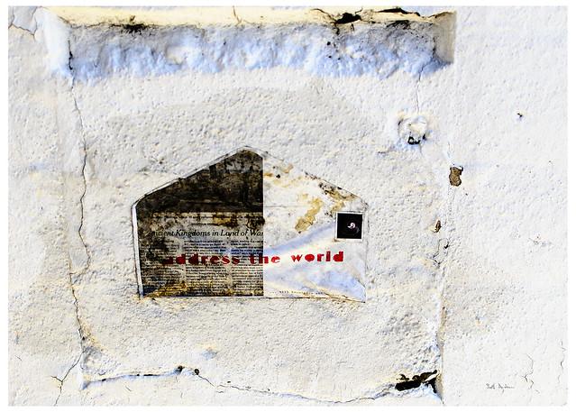 Address The World…