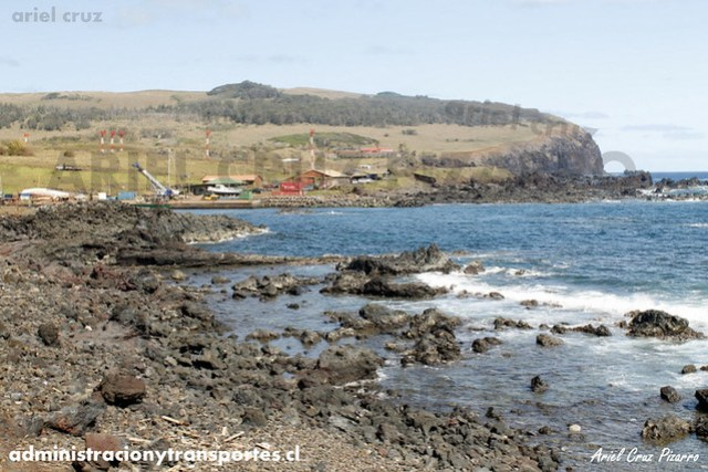Rano Kau - Isla de Pascua