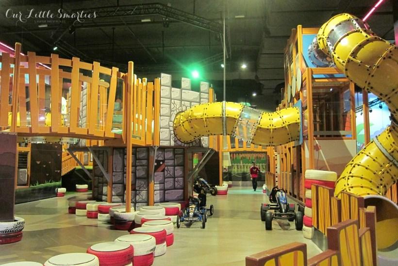 Angry Birds Activity Park