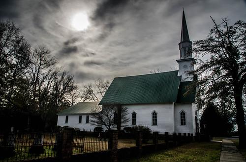 Blackville Methodist Church and Cemetery-022