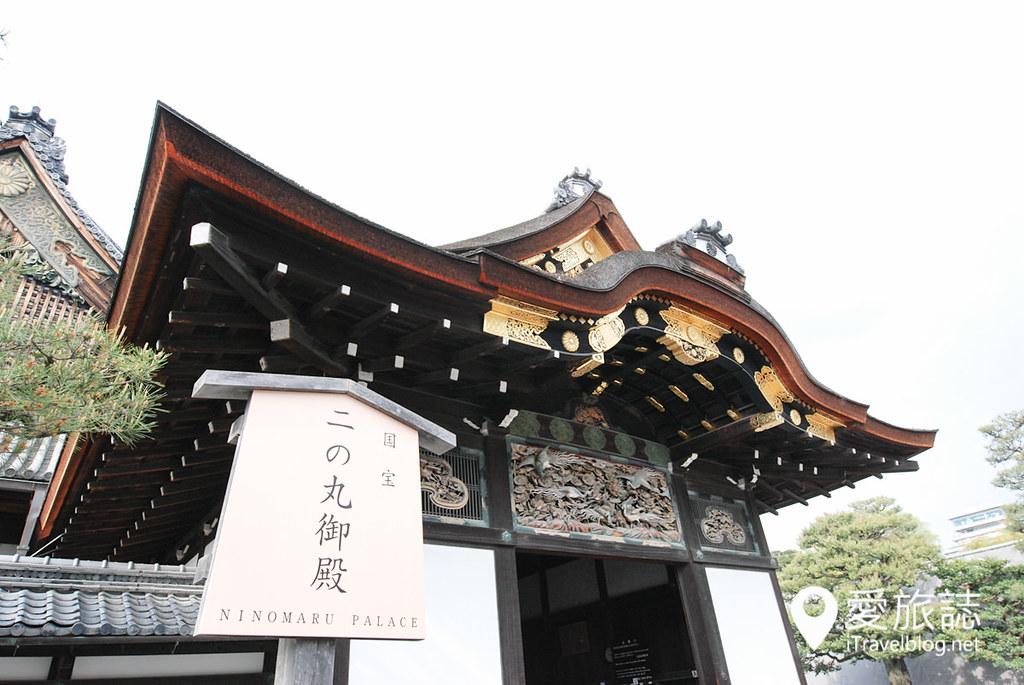 京都赏樱景点 元离宫二条城 08