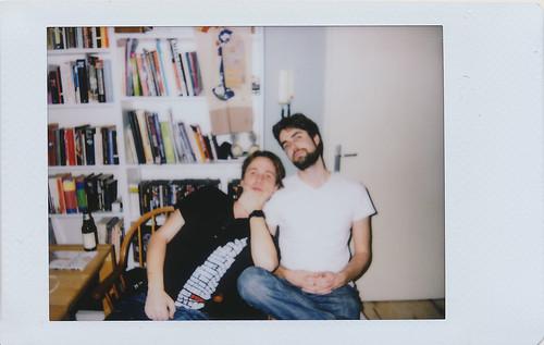 Thomas and Bas