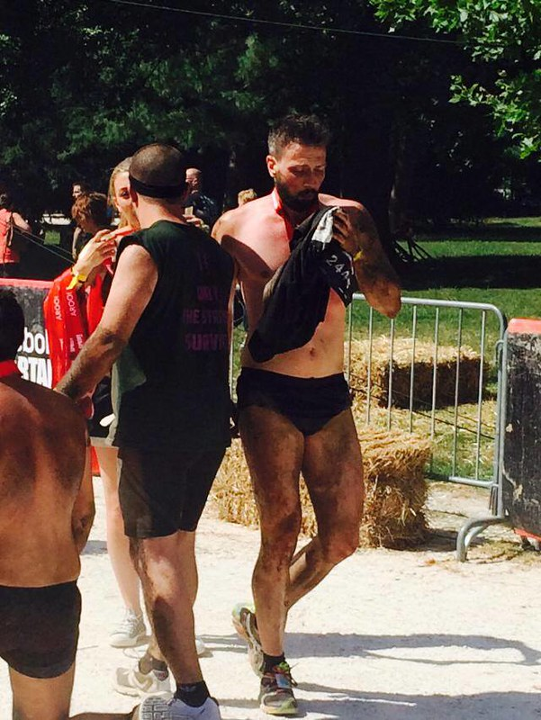 2.Spartan Race Milano 14/06/2014
