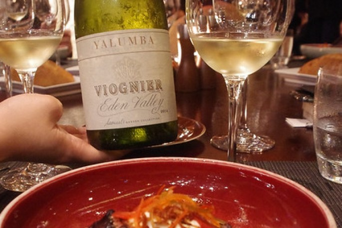 Yalumba Wine Dinner