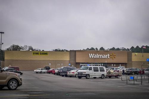 Closing Walmart