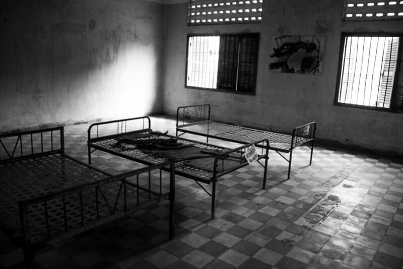 Tuol Sleng Folterzimmer (S21)