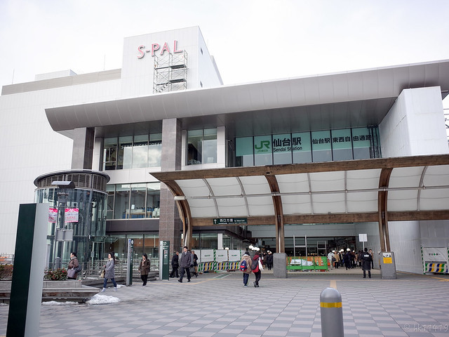 仙台駅東西自由通路