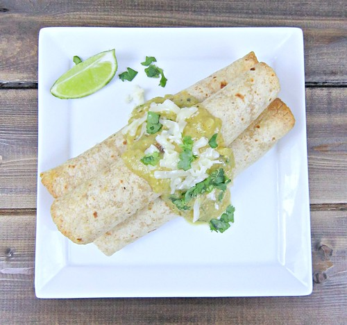 Shrimp Taquitos 2