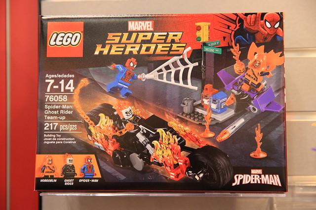 LEGO Marvel 76059 Ghost Rider Team-Up 1